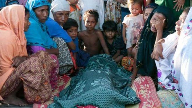Gudaha:-Qareen u ololeeya dadka Rohingya oo abaalmarin la gudoonsiiyay+Cida Gudoonsiisay.