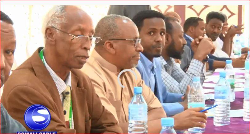 Wasiirka Arimaha Gudaha Somaliland Ayaa Hargeisa Ka Furay Shirka Maamul Daadejinta Somaliland