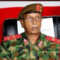 Hargaysa:-Taliyaha Guud Ee Ciidanka Qaranka Somaliland Oo Ka Waramay Saraakil Dhamaysatay Waxbarasho