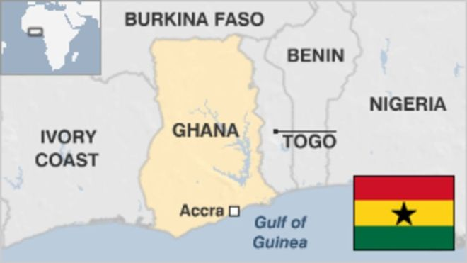 Ghana:-Dowladda Ghana oo kala dirtay guddiga kubadda cagta ee dalkeeda.