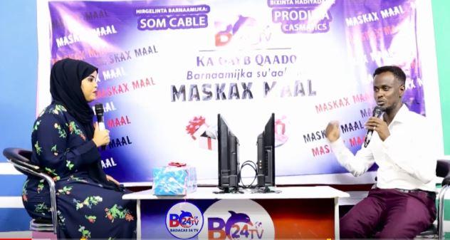 BARNAAMIJKA MASKAX-MAAL IYO QAYBTII 5AAD