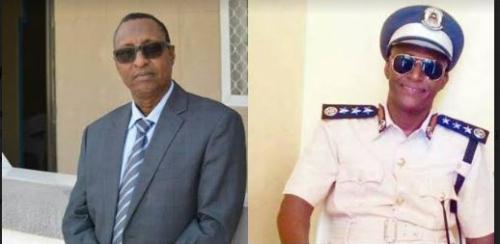 Hargeisa:-Kulan Dhex Maray Gudoomiyaha Qurbo Jooga Iyo Taliyaha Laanta Socodaalka Somaliland +Arimaha Ay Ka Wada Hadleen.