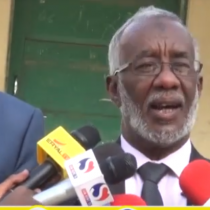 Hargeisa:-Wasiirka Waxbarashada Somaliland Md Faratoon oo Hadda Daahfuray in Imtixaanki Schoolada Somaliland Si Rasmi Ah Loogu Fadhiisan Doono Saaka.