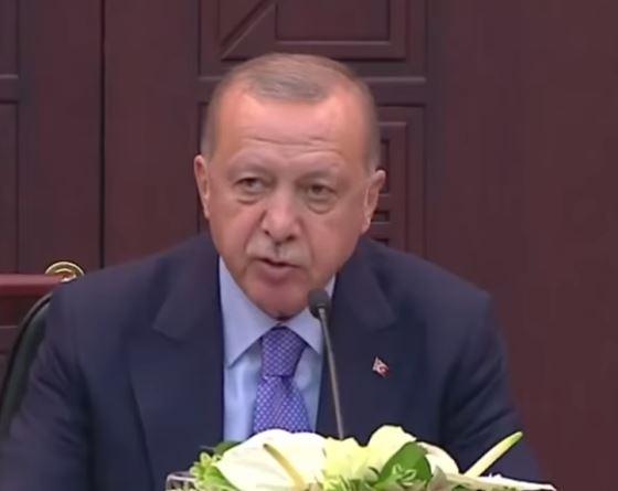DaawoWararkii ugu Danbeeyey Erdogan oo Ka Sheekeeyey Wixii Ku Dhacay Jamal Khashoggi