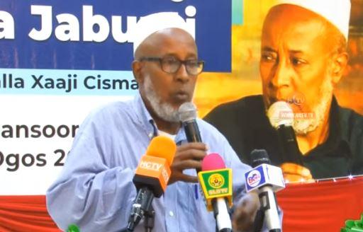 Hargeysa:Daawo Qoraa weyn oo reer Djibouti ah oo Buug Qiimo badan kuso Bandhigay Hargeysa iyo Nuxurka Buuggaasi Xambaarsanyahay