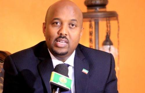 Hargaysa:-Safiirka Somaliland Ee Dalka Kenya Muxuu ka Yidhi Doorashadii Ilhaan Cumar Iyo Horumarka Siyaasada Soomaalida