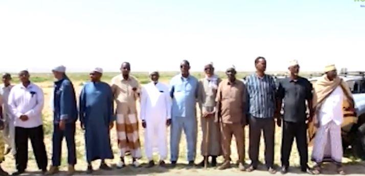 Laascanood:-Wafti Ka Socoda Golaha Guurtida Somaliland Oo Gaadhay Magalada Laascanood Iyo U Jeedka Safarkooda.