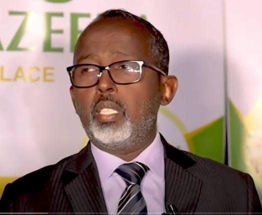 'Arinta Somaliya waa in miiska wadahadalka ku dhaamata'' Af-hayeenka Midowga Murashaxiinta.
