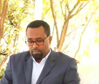 """""""Danjiraha Denmarka U Fadhida Somaliya waxay Noo Sheegtay In Madaxwaynaha Ay Ka Muuqatay Rajo Ah."""