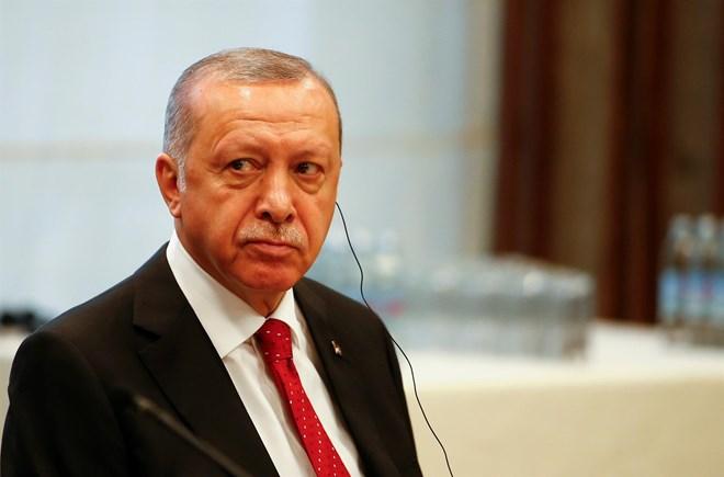 Erdogan'' Madaxa ayaan ka jiri doonnaa dagaalyahannada Kurtiyiinta