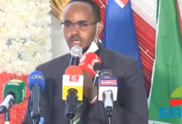 Daawo: Bayaan Laga Soo saaray Shirwaynihii 5-Aad Ee qurba Joogta Somaliland Oo La Soo gab Gabeeyay.