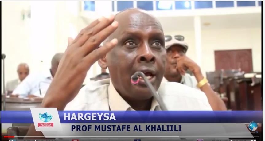 Hargysa:Golaha wakiiladu xaq ma uleeyihiin inay uyeedhan qunsulka Turkiga Ufadhiya Somaliland