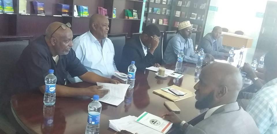 Deg Deg Ah:-Xildhibaanada Golaha Deegaanka Degmada Burco Oo Hortegay Golaha Wakiilada Somaliland.