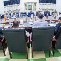 Hargaysa:Kal-Fadhigii 34-Aad Ee Golaha Wasiirradda Somaliland Oo Lagaga Dooday Siyaasadda dhulka, loona qaybiyey Nuqullada Siyaasadda Ganacsatada Dhexe Iyo Ganacsatada Yar Yar.