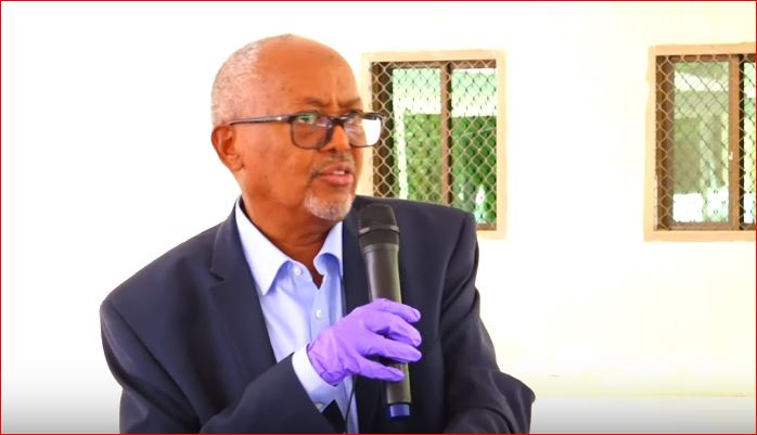 Gudaha:-Madaxwayne Ku Xigeenka Somaliland Ayaa Fariin Mihiima Uu Diray Shacabka Somaliland.