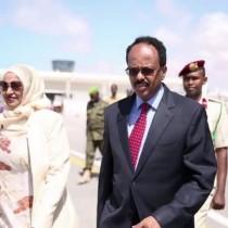 Soomaliya:-Madaxweynaha Somaliya Oo Maanta Safar Ugu Baxaya Wadanka Djibouti Iyo Dareenada Ku Xeeran.