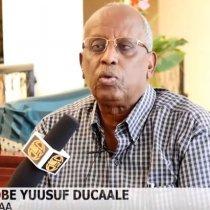 """Hargaysa:Shuruuda Wadda Hadallada S/land iyo Soomaaliya Waa Farmaajo Oo Aqoonsada Somaliland"""" Qoraa Boobe Yusuf Ducaale"""