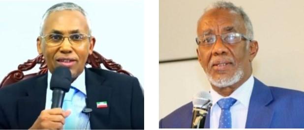 Dhacado Somaliland Ku Cusub Wasiir Sacad Oo La Sheegay In Mar Kale Ku Sime Looga Dhigay Wasaaradda Arrimaha Dibadda