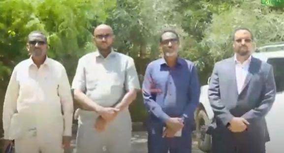 Masuuliyiin ka socda Somaliland iyo Puntland oo Tacsiyeeyay Geerida Cali Khaliif Galaydh.