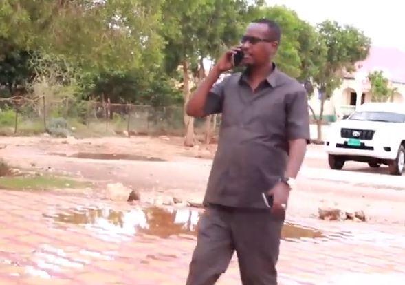 Burco: Daawo Maamulka Gobolka Togdheer oo kormeeray Goobihii uu khasaaraha gaadhsiiyey Roobkii Laxaadka lahaa ee Xalay Ka Da'ay Burco