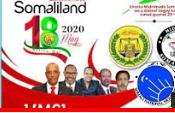 Warbixin:-Dib U Milicsiga Tariikhada Somaliland Ee Wakhtiyadii 1960-2020.