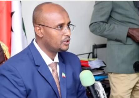 Hargeysa: Daawo Wasiirka Maaliyada Somaliland Oo Shaaciyey In Gobolka AWDAL,Ka Dakhli Badan Yahay Gobolka Togdheer