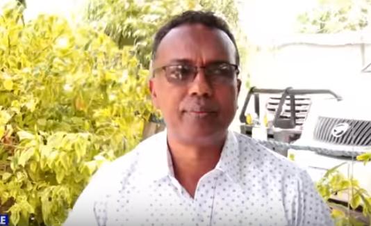 Hargeisa:-Pro Cabdi Cali Oo Xukumada Ku Dhaliilay Wax Ka Qabasho La'aanta Odayaasha Garowe Tagay