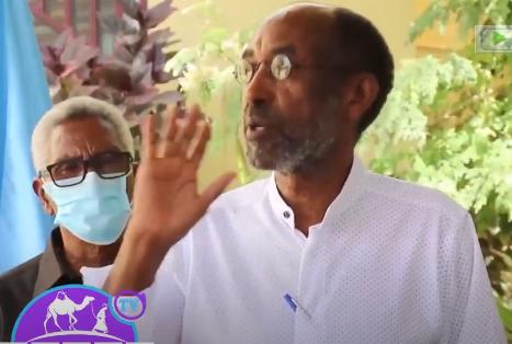 """Gudaha:-Shirka Baydhabo Laguma Heshiin Ee Waa Naloo Heshiiyay """" Prof Cabdi Ismaaciil Samatar ''"""