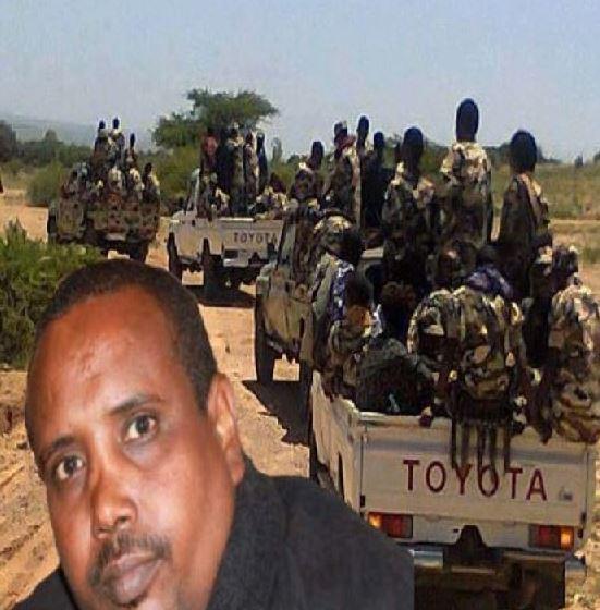 Daawo:Ciidanka Liyuu Booliska Oo Iskaga Baxay Magaalooyinka Wajaale Iyo Baligubadle Lana Baxsadey Gadiid Laga Lahaa Dhinaca Somaliland.