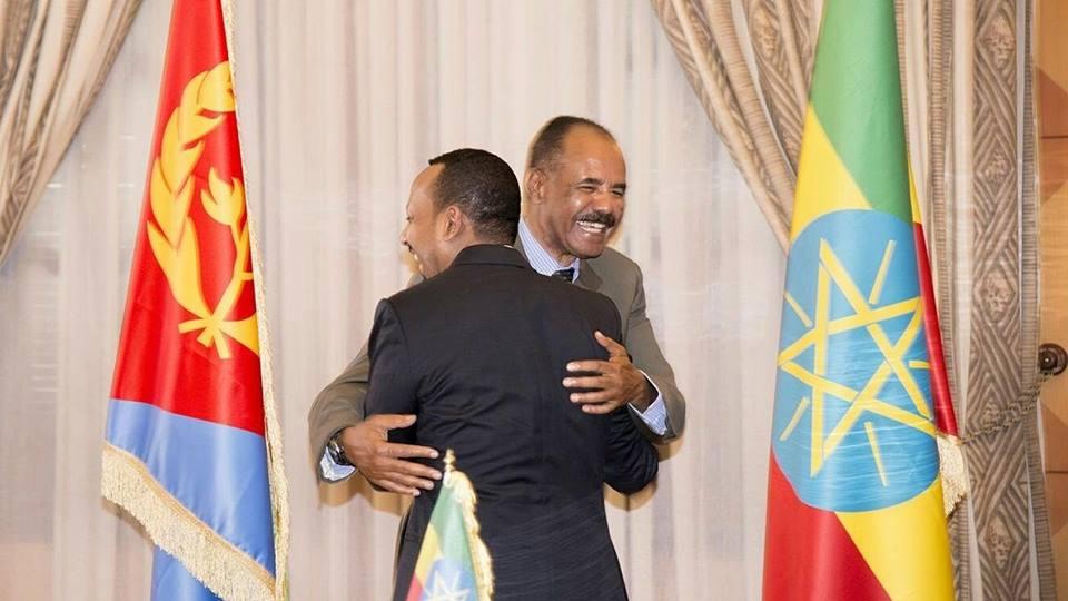 Caalamka:-Madaxweynaha Dalka Eritrea Oo Booqasho Ku Tagaya Itoobiya+Xiliga Uu Imanayo.