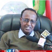 HArgeisa:-Wasiirka Wasaarada Ciyaaraha Somaliland Oo U Jawaabay Wasiirka Wasaarada Ciyaaraha Somaliya.