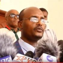 Hargaysa:-Wasiirka Wasaarada Maaliyada Somaliland Oo Sheegay Inay Dhamaystireen Miisaniyad Sanadeedkii 2019 Ee Qaranka Somaliland.