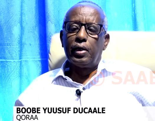Hargeysa: Daawo Boobe Yuusuf Ducaale Oo Fashiliyay Cidda Runta Ah Ee Ka Dambaysay Dagaalka Ceel-afweyn