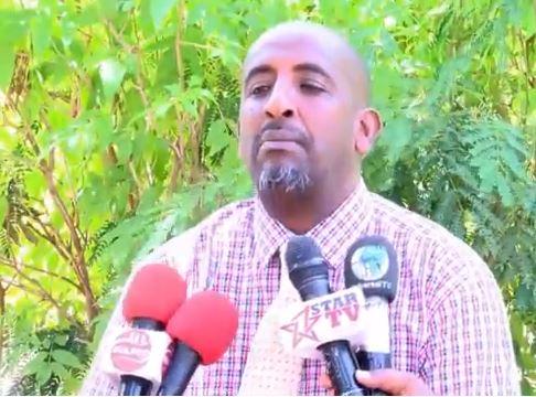 """Hargeisa:-""""Somaliya Waxaan Leeyahay Yaan La Siyaasadeen Arinta Xajka"""" Xildhibaan Wali Axmed Xaawo."""