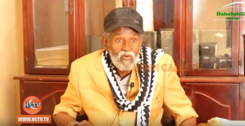 Hargeisa:-Suldaanka Guud Ee Somaliland Oo Hada Baaqa Diray Iyo Cida Uu Diray Baaqas.