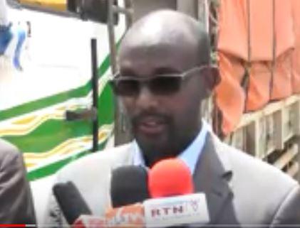 Gabiley:-Wasiirka boosaha iyo isgaadhsiinta Somaliland oo Hada warbaahinta la hadlay +Arimaha Uu Ka Hadlay