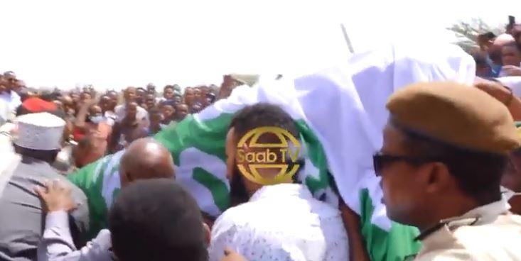 Daawo: Madaxweynaha iyo Mudanta Somaliland oo ka qaybgalay Aaska Marxuum Suldan Cumar Suldan Maxmed Suldaan Faarax