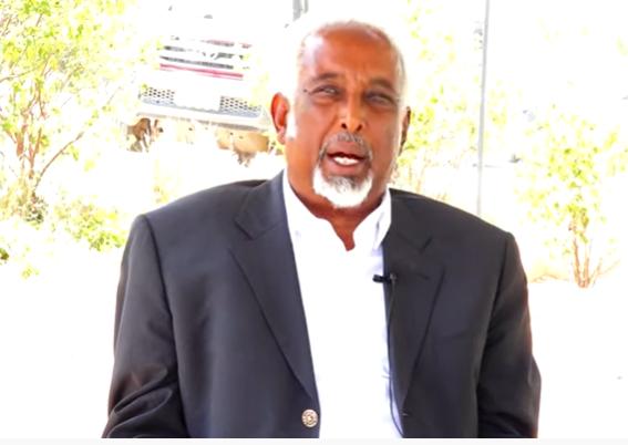 Somaliland Oo Sheegtay Inay La Yaabsan Tahay Maydka Cali Khaliif Ee Muqdisho Laga Dajiyey.