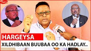 """""""Mucaaradku Ma Leh Han Ay Ku Gadhaan Shir Gudoonka Golaha Wakiilada Somaliland"""" Xildhibaan Buubaa."""
