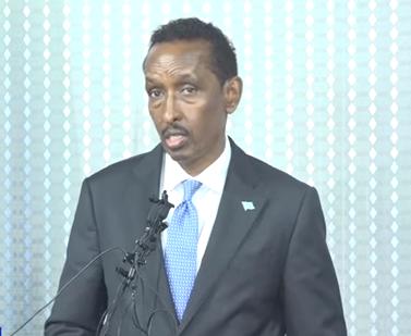 Muqdisho:Daawo Dowlada Somalia oo Sedex qodob hordhigtay Dowladaha Caalamka