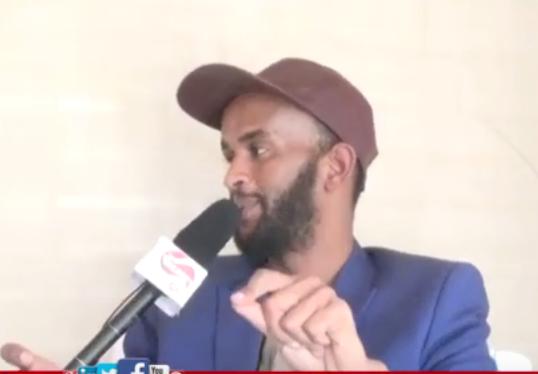 Daawo:-Abwaan Saciid Gaheyr Oo Ka Dayriyey Xaalada Saldhigyada Somaliland Iyo Ka Uu Ku Xidhnaa Ee Magalada Hargeisa.