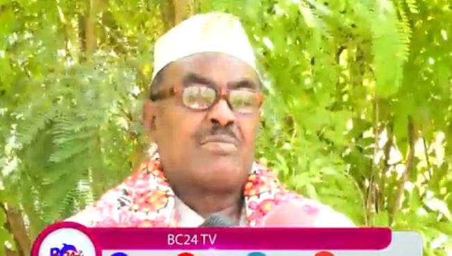 Hargeisa:-Mid Ka Mid Ah Salaadinta Somaliland Oo Hada Warbaahinta La Hadlay Iyo Arimaha uu Kala Hadlay.