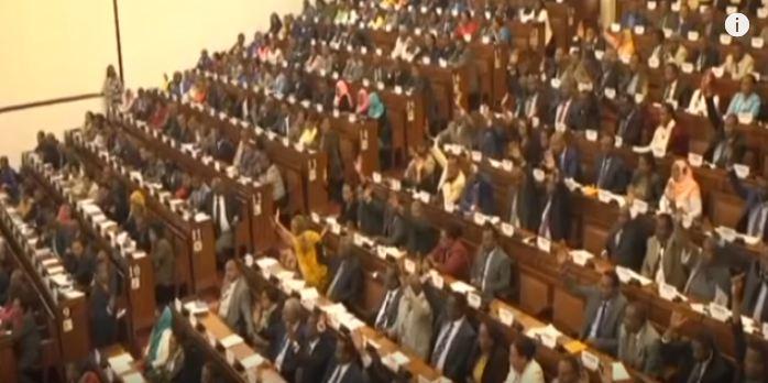 War Deg Deg Ah Ethiopia Oo Laga Qaaday Xaaladdii Deg Degga ahaa, Gobolka Soomaalida Wali Wuusaaran yahay.