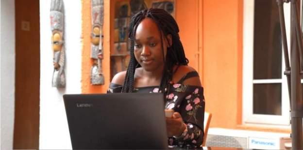 Gabadhii ugu horreysay oo ku guuleysata abaalmarinta hal-abuurka teknolojiyadda Afrika