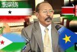 Somaliland, Kenya, Djibouti, Labada Sudan iyo Uganda Oo La Sheegay inay Midow Cusub Yagleelayaan.