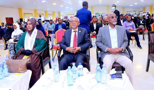 Madaxweyne Ku-xigeenka Somaliland Oo Furay Carwadda Shaqo-abuurka Dhalinyaradda Somaliland