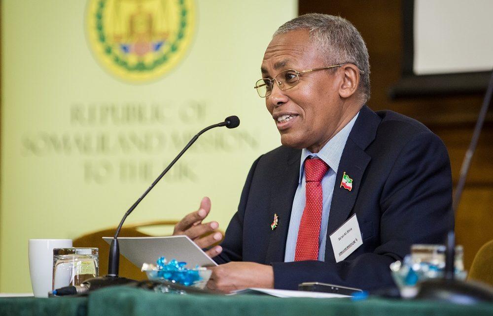Hargeisa:-Xukuumadda Somaliland Oo Maxay Kaga Jawaabtay Baaqii Ay Denmark Iyo Holland U Soo Jeediyeen.