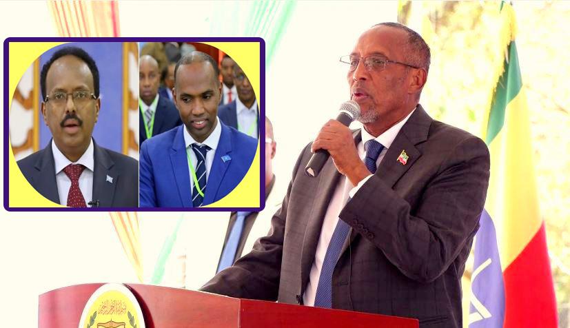 Hargeisa:-Khudbad Madaxweynaha Somaliland Ka Jeediyey Balaadhinta Dekeda Weyn Ee Berbera.