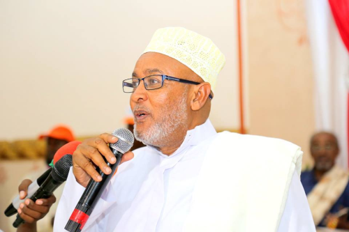 """Gudaha:-""""Shacabka Somaliland Waxaan Leeyahay Taageera Oo Isbar bar Taaga Ciidanka Qaranka"""" Gudoomiye Cirro."""