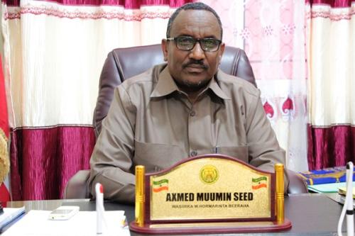 Hargaysa:-Wasiirka Wasaarada Beeraha Somaliland Oo Ka Hadlay Buugga Loo Haysto Wasiir Guri Barwaaqo Iyo Qodobo Kale